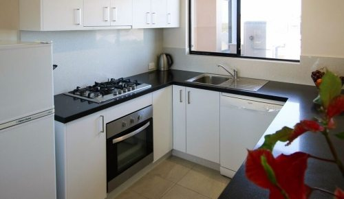 2 Bedroom Apartment (Wheelchair Friendly)